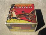 Winchester Leader Shotgun Shell box - 1 of 1
