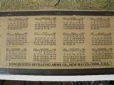 Original Winchester 1929 Calendar Lynn Bogue Hunt image - 2 of 5