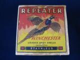 Winchester Repeater 12 Gauge Pheasant Shotgun Shell Box - 2 of 3