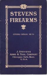 Original Stevens 1914 Firearms catalog