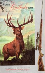 Original Weatherby Guide (catalog) 1962-1963 12th Edition - 1 of 1