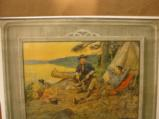 Marbles Original 1923 Calendar - Philip R. Goodwin image - VERY RARE - 2 of 4