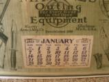 Marbles Original 1923 Calendar - Philip R. Goodwin image - VERY RARE - 4 of 4
