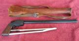 Marbles Game Getter Model 1921 mint with original holster