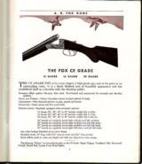 A H FOX ORIGINAL 1930 GUN CATALOG- 2 of 5