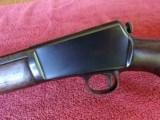 WINCHESTER MODEL 63 PLASTIC FOREARM CAP RARE GUN