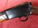 WINCHESTER MODEL 63 - GROOVED RECEIVER