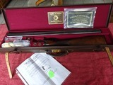 "WILLIAM EVANS AUTOMATIC EJECTORS 28"" CASED - GORGEOUS"
