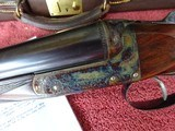 """WILLIAM EVANS AUTOMATIC EJECTORS 28"""" CASED - GORGEOUS - 9 of 15"""