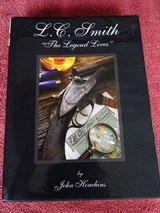 "L C SMITH BOOK ""THE LEGEND LIVES"" by John Houchins NEW"