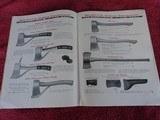 MARBLES GUN SIGHT DEMONSTRATOR * RARE * RARE * RARE - 11 of 12