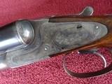 L C SMITH, HUNTER ARMS, GRADE FOUR - RARE GUN - 4 of 13