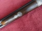 L C SMITH, HUNTER ARMS, GRADE FOUR - RARE GUN - 8 of 13