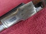 L C SMITH, HUNTER ARMS, GRADE FOUR - RARE GUN - 7 of 13