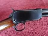WINCHESTER MODEL 62-A SHORT GALLERY GUN