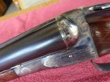 A H FOX, STERLINGWORTH 16 GAUGE - NICE GUN