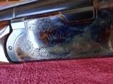 WEBLEY & SCOTT MODEL 901 OVER/UNDER EXTREMELY RARE GUN - 8 of 15