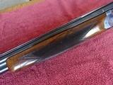 WEBLEY & SCOTT MODEL 901 OVER/UNDER EXTREMELY RARE GUN - 10 of 15