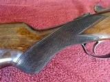 WEBLEY & SCOTT MODEL 901 OVER/UNDER EXTREMELY RARE GUN - 3 of 15
