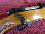 REMINGTON MODEL 660 350 MAGNUM LIKE NEW
