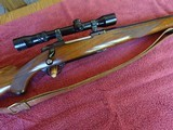 RUGER MODEL 77 .270 TANG SAFETY 2 X 7 REDFIELD LIKE NEW