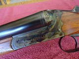 SIMSON & CO., SUHL GERMANY DOUBLE 12 GA AS NEW - 1 of 15
