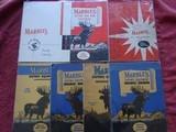 MARBLE'S ARMS GLADSTONE MICH - ORIGINAL ADVERTISING MEMORABILIA COLLECTION 1905-1955.