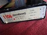 BROWNING T-BOLT BELGIUM NEW IN ORIGINAL BOX PERFECT