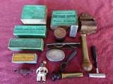 PARKER GUN CO. CAST IRON WALL MATCHSAFE - 4 of 4