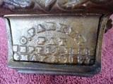 PARKER GUN CO. CAST IRON WALL MATCHSAFE - 2 of 4