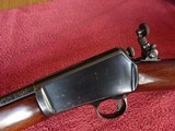WINCHESTER MODEL 63 - SPECIAL ORDER - STRAIGHT STOCK