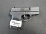 Sig P290 RESTRIKE 9mm P290RS-9-BSS NIB! - 2 of 3