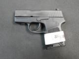 Sig P290 RESTRIKE 9mm P290RS-9-BSS NIB! - 1 of 3