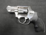 Taurus 85 Used 38spcl Bobbed Hammer SS - 1 of 3