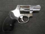 Taurus 85 Used 38spcl Bobbed Hammer SS - 2 of 3