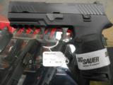 SigSauer P320C 9mm NO CC Fees - 2 of 3