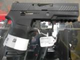 SigSauer P320C 9mm NO CC Fees - 1 of 3
