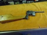 Mauser Model C96 Broomhandle