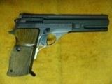 Berretta Model 76 Target Pistol