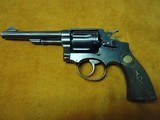 Beistegui Bros. 38 Long (S&W) Revolver copy of Smith &Wesson hand ejector