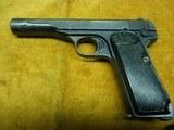FN 1922 Browning 32 ACP