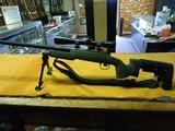Remington Model 700 Long Rang rifle in 300 Win Mag