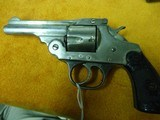 Collection of 6 American Revolvers: H&R, Iver Johnson, The American, Hopkins and Allen - 12 of 13