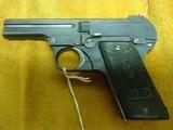 Steyr Pieper M1908 32acp - 1 of 2