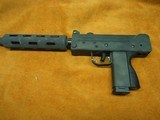 Cobray M-11 380 Machine Pistol