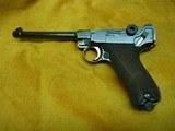 DWM Navy Luger Pistol 30 luger