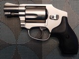 Smith & Wesson 442-1 ( pre lock ) 38 SPL Airweight Stainless
