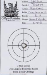 Cooper Arms Model 52 Classic .280 REM 24