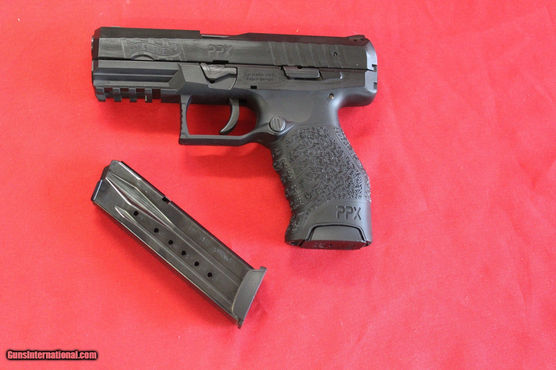 Walther PPX M1 40 S&W cal like NIB for sale