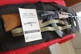 Poly Tec AKS-47 Pre-Ban 7.62x39 caliber w/poly 30 round magazine - 1 of 14